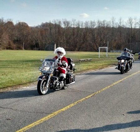 LI Harley Owner's Group Annual Toy Run @ Monsignor John T. Fagan Campus