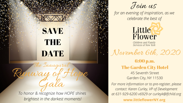 Runway of Hope Gala @ The Garden City Hotel