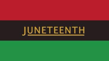 Juneteenth @ All Little Flower administrative offices